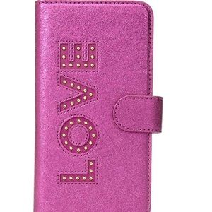 Michael Kors Folio iPhone Case NIB